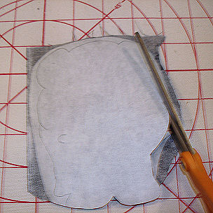 How to Applique - Cut