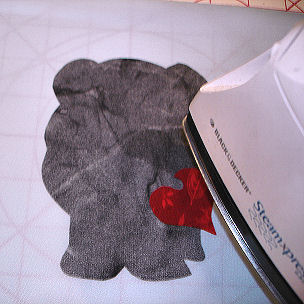 How to Applique - Apply