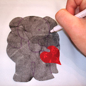 How to Applique - Details