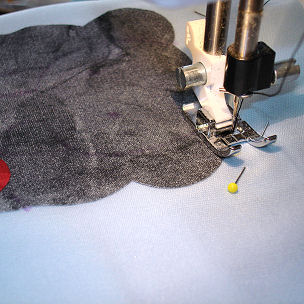 How to Applique - Stitch