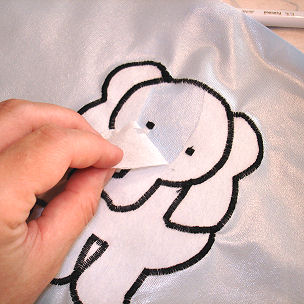 How to Applique - Remove