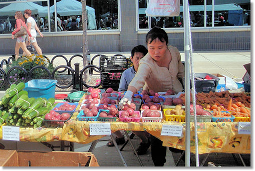 Hmong Vendors