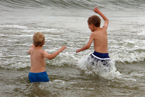 Grand Haven Beach -