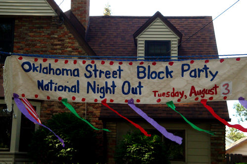 Block Party – Good Old Fashioned Fun