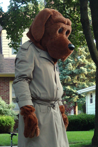 Block Party McGruff
