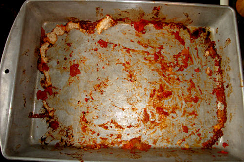 Bubble Up Pizza Recipe - All Gone