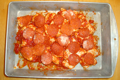 Bubble Up Pizza Recipe - Pepperoni is On