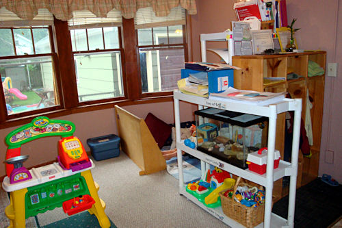 Play Room - Shelf
