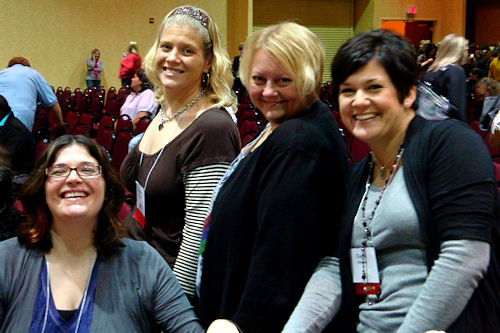 WECA Early Childhood Conference 2010 - Valley AEYC Members