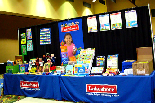 WECA Early Childhood Conference 2010 - Lakeshore Vendor
