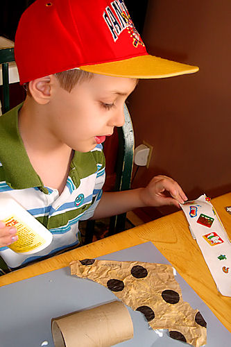 Earth Day Art Activity - Z-Man