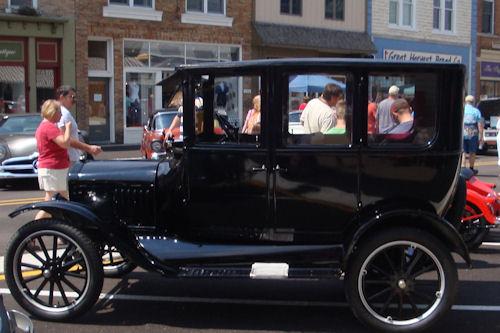 Granny Car