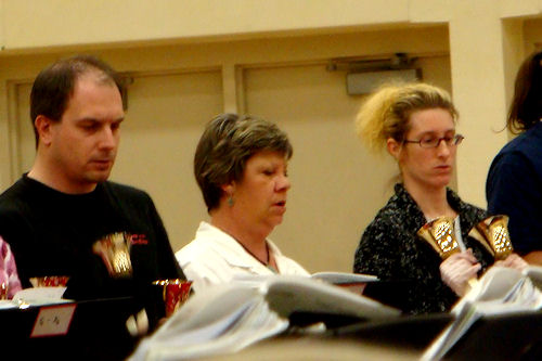 Handbell Festival - Uncle Ike and Auntie Elle