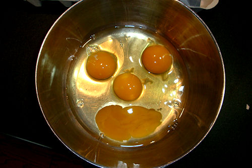 Random Photo - Happy Eggs