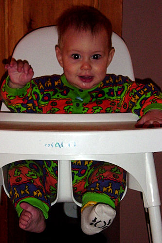 Ikea High Chair - My Old Chair