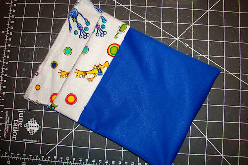 Make Reusable Snack Bags - Plastic Bag