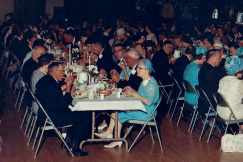 Mom and Dad's Wedding - Reception