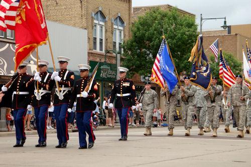 Memorial Day 2010 - Marines