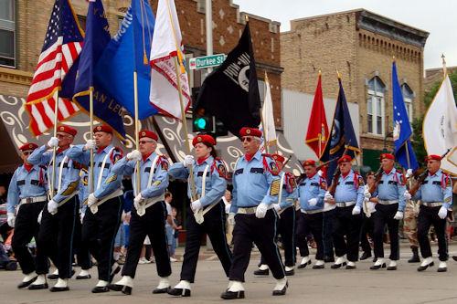 Memorial Day 2010 - American Legion