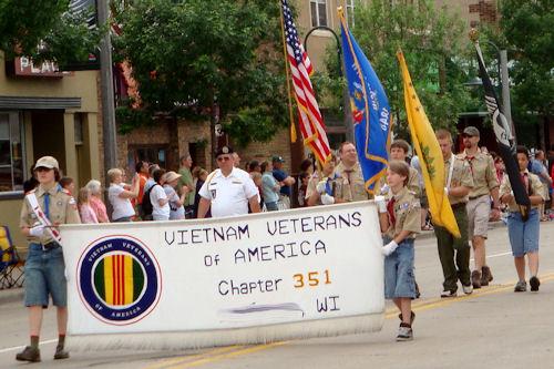 Memorial Day 2010 - Vietnam Vets