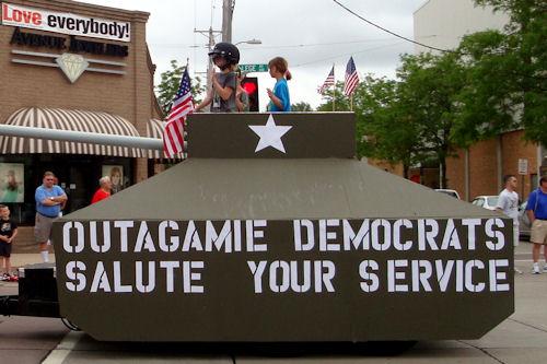 Memorial Day 2010 - Democrats