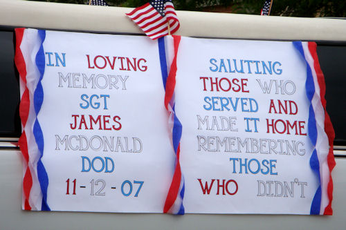 Memorial Day 2010 - Another Sign