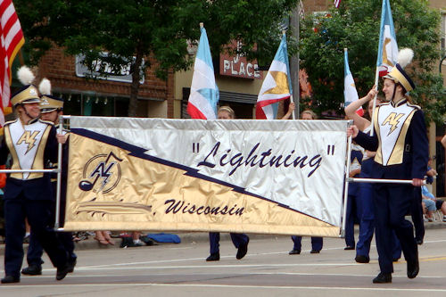 Memorial Day 2010 - North HS Banner
