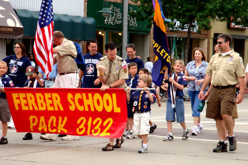 Memorial Day 2010 - Ferber School
