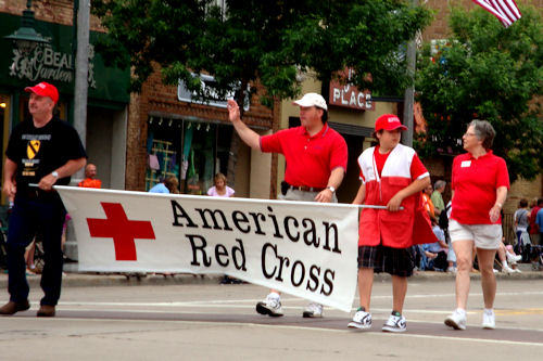 Memorial Day 2010 - Red Cross