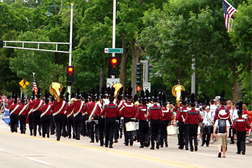 Memorial Day 2010 - Band Gone