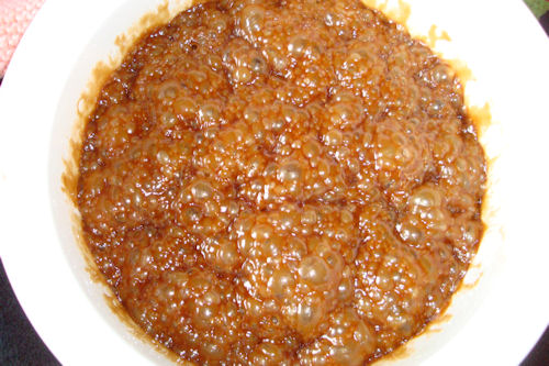 Microwave Caramel Corn Recipe - Boil