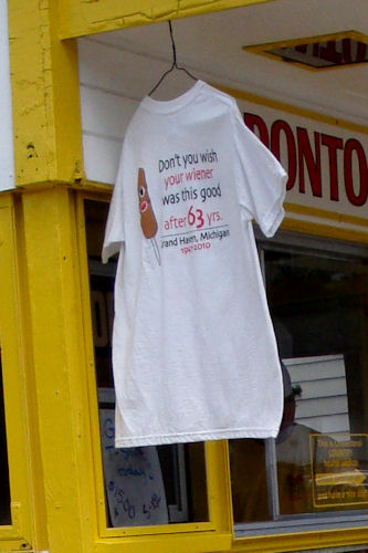 Pronto Pups - Shirt