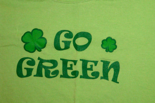 Clothes Swap - Go Green Shirt