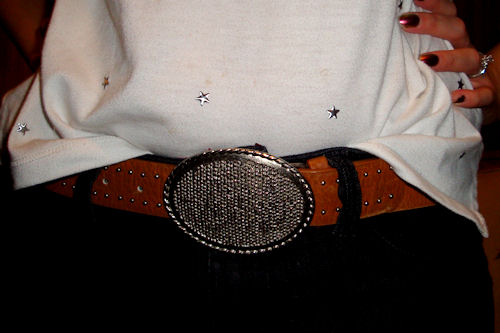 Clothes Swap - Cowboy Style Belt