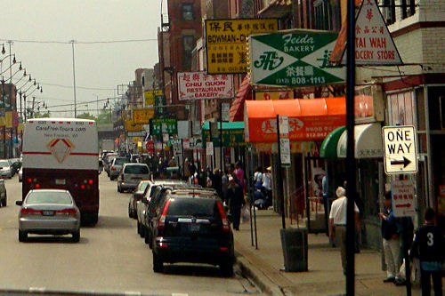 Chicago - Chinatown