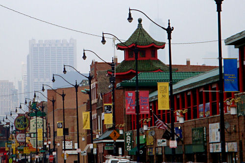 Chicago - More Chinatown