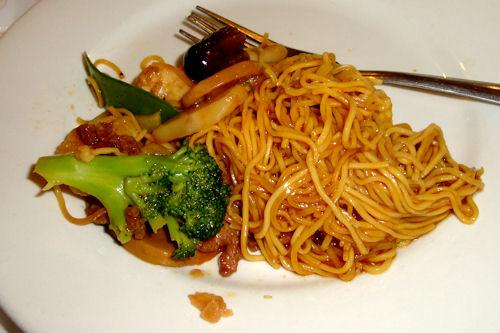 Chicago - Noodle Dish