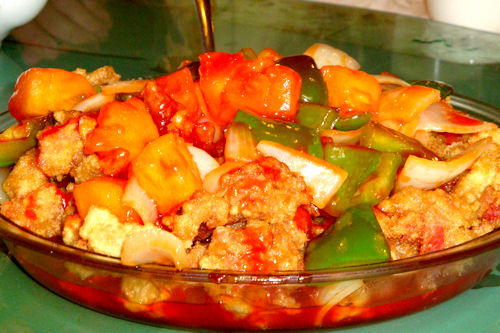 Chicago - Sweet n Sour Chicken