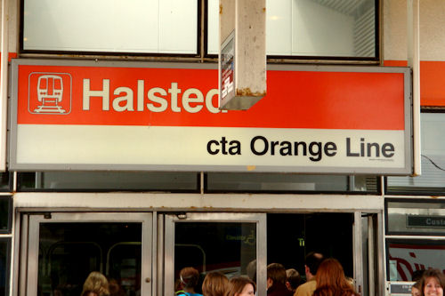 Chicago - Orange Line