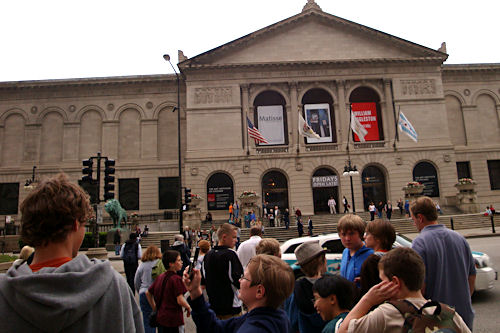Chicago - Art Institute