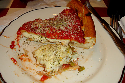 Chicago - Pizza