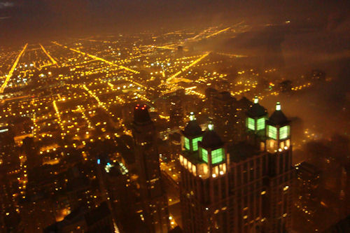 Chicago - The Fog Lifts