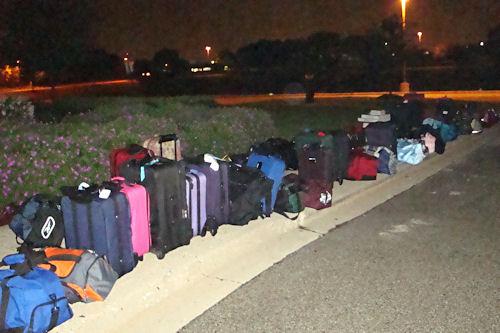Chicago - Luggage