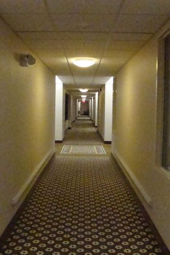 Chicago - Hotel Hallway