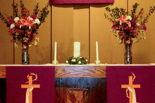Wedding - Altar