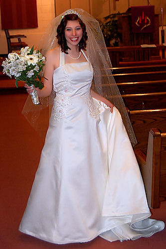 Wedding Dress - on Princess