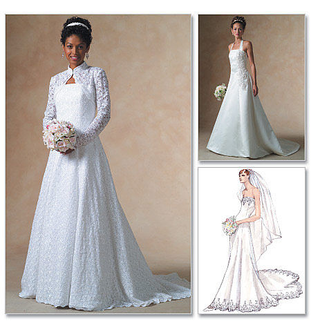 Wedding Dress Pattern