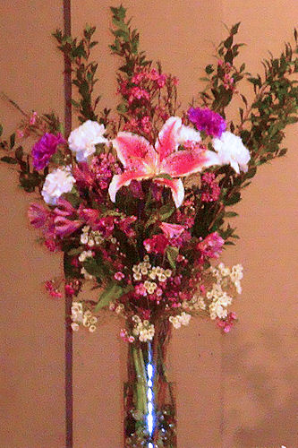 Wedding Flowers - Altar Bouquet