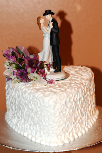Wedding Reception - Wedding Cake