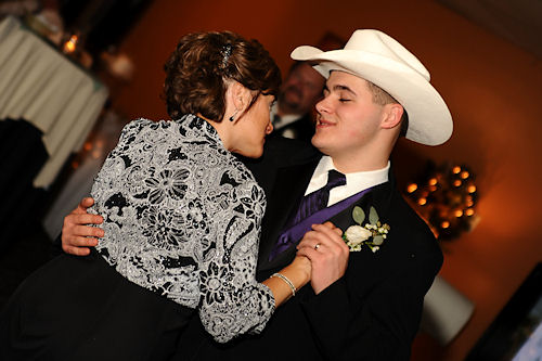 Wedding Reception - Mother/Son Dance